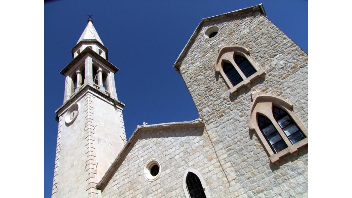 Montenegro Budva Stari Grad Sv.Ivana