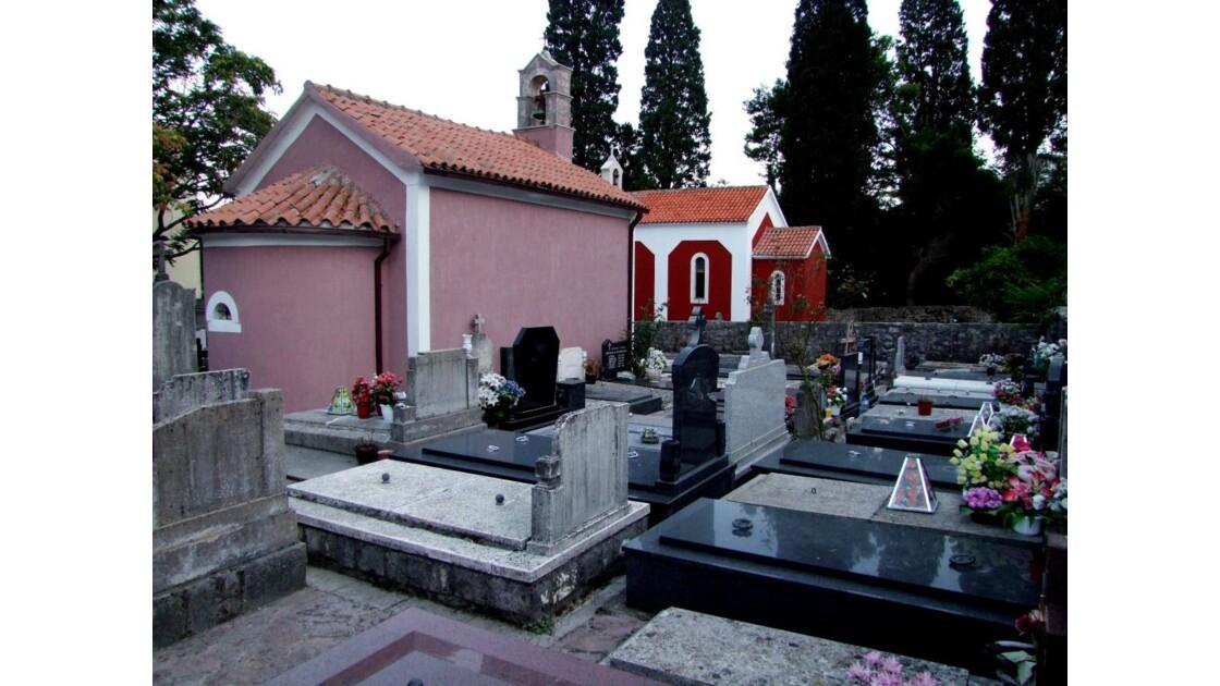 MonteMontenegro Budva églises
