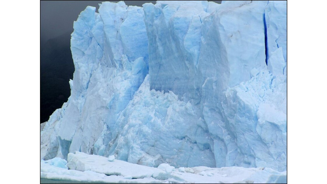 Perito Moreno.