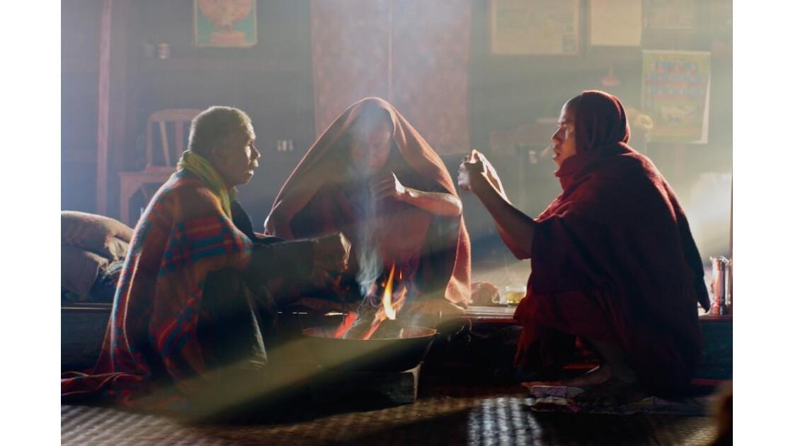 Réveil des moines
