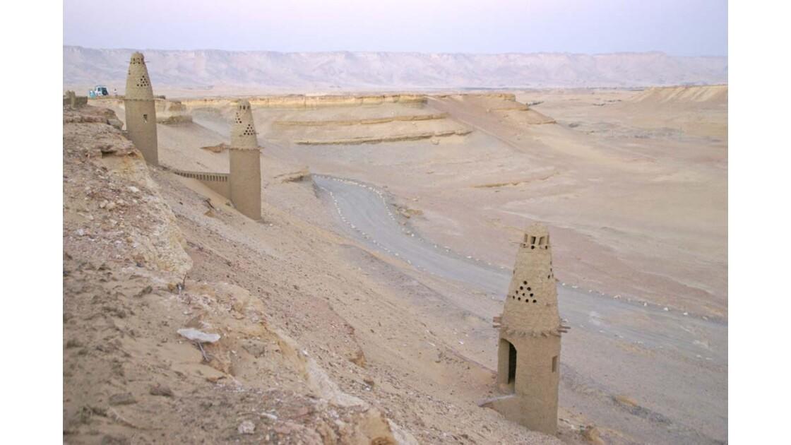 Dakhla Desert lodge