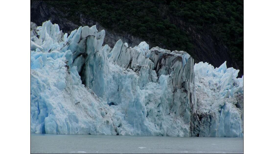 Glacier Upsala.