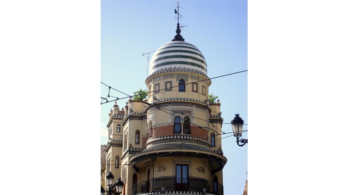 Un immeuble