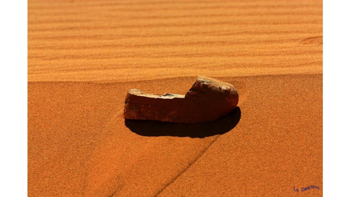 """Je touve """"sabot"""" le désert......."""