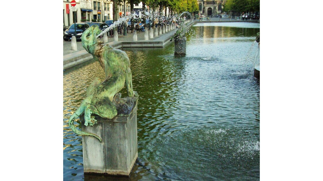 Fontaine Anspach 2