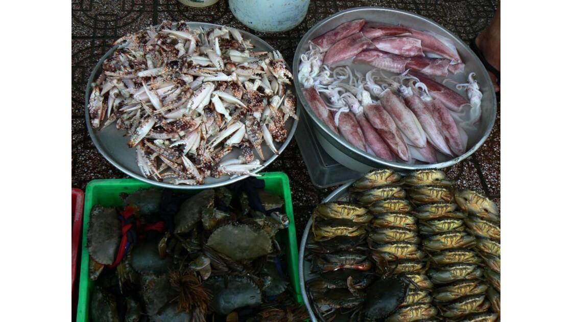 Crustacés - Saigon - Vietnam