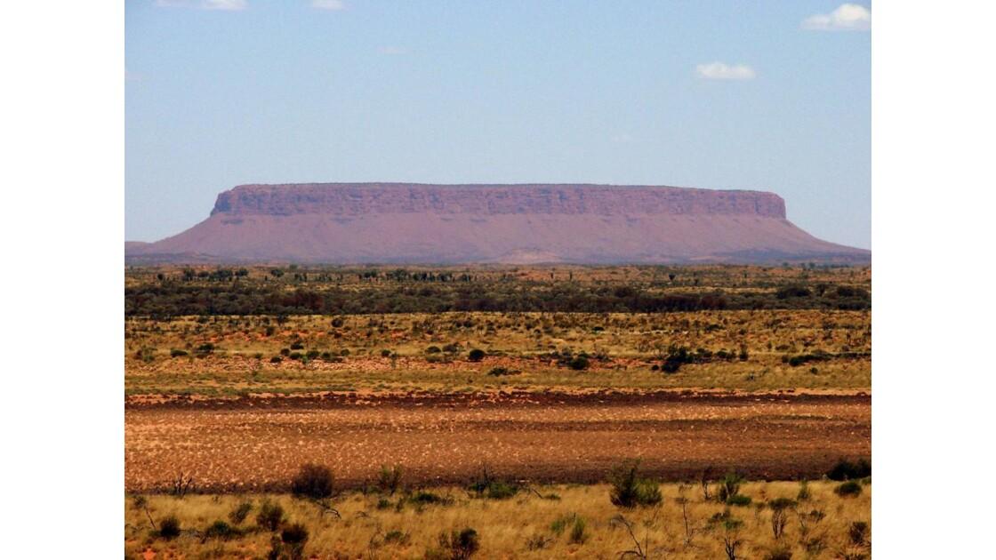 Australie_Montagne tabulaire