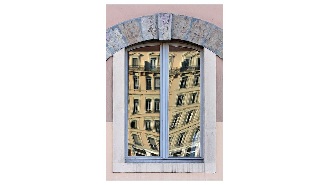 Une fenêtre du quai Saint-Vincent