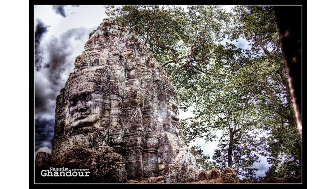 Angkor Stone Cap