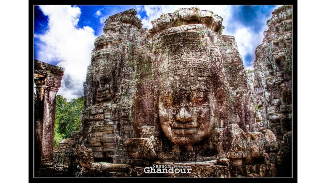 Angkor Stone Divinity