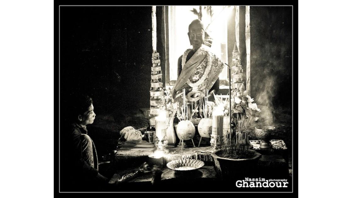 Buddhism spirit