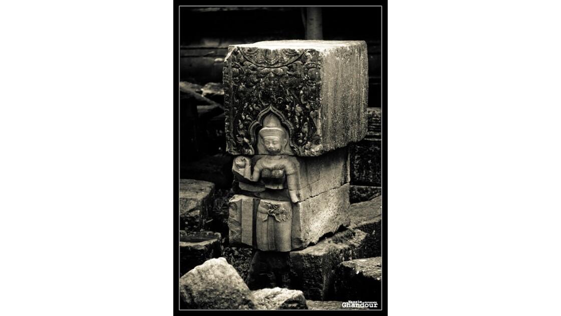 Cambodian Stone History