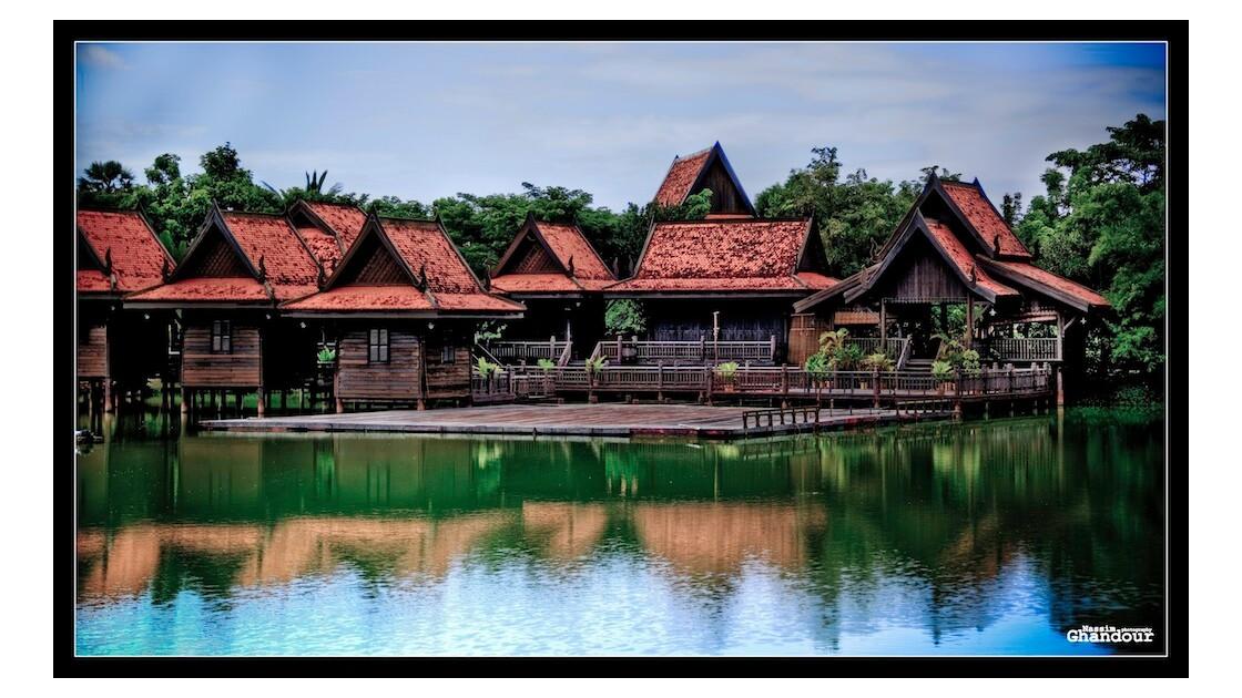 Pilot Khmer Houses