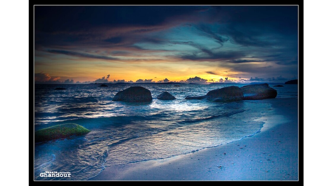 Sihanoukville Sunset