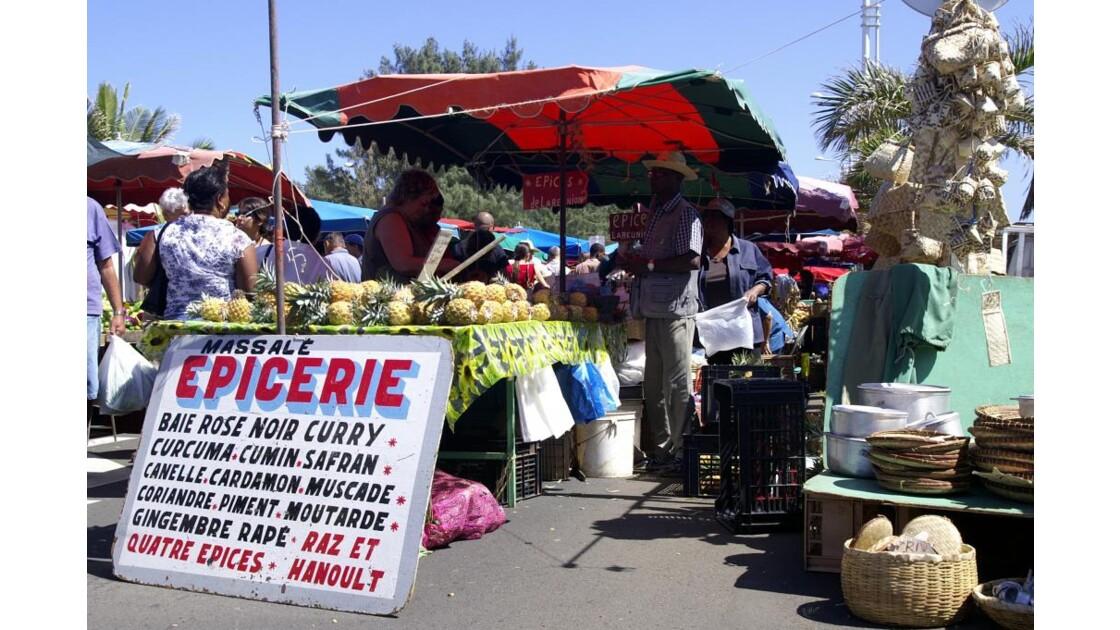 Marché de St Pierre