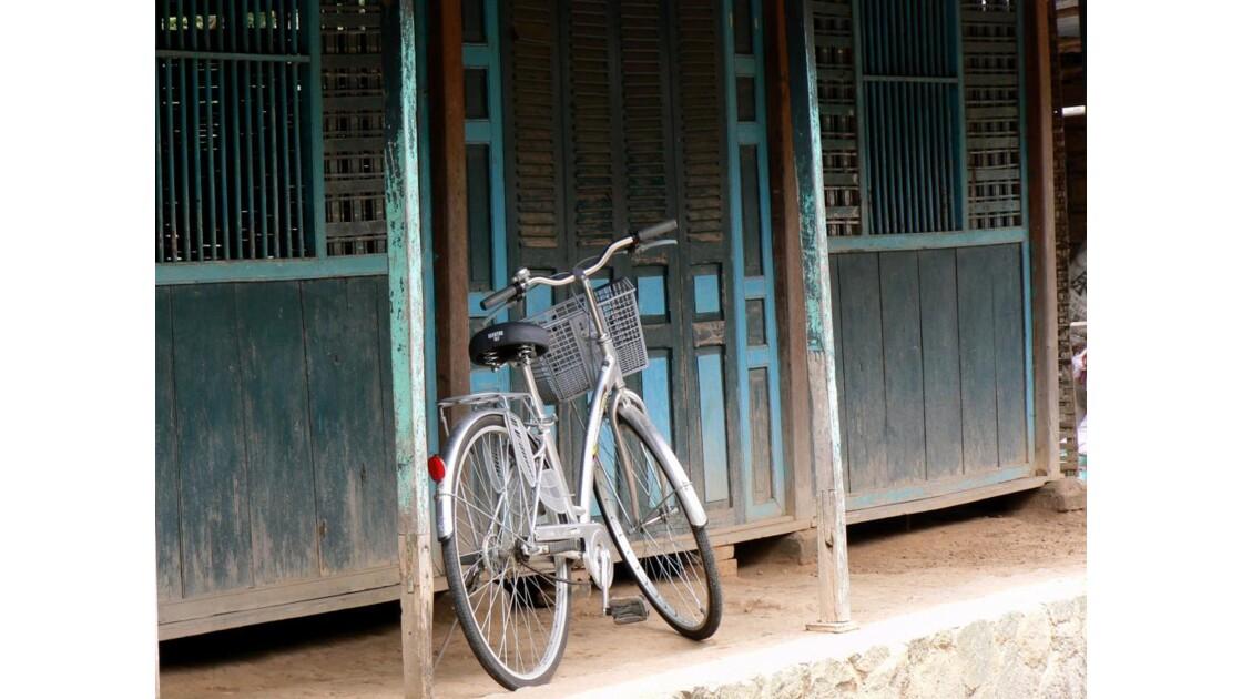 Vélo - Delta du Mékong
