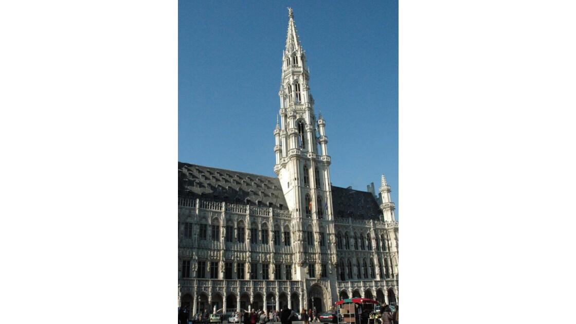 BRUXELLES - coucou à karingodin
