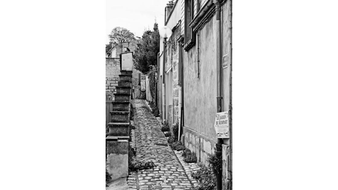 Rue du Rempart