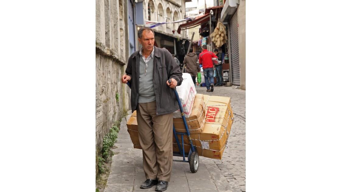 Istanbul - ds la rue