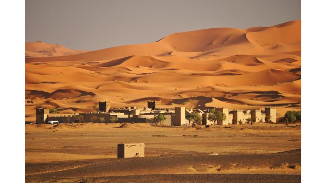 Maroc - sahara