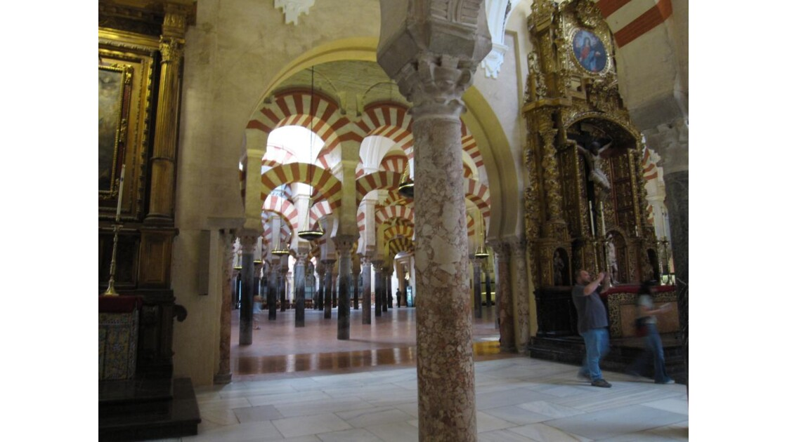Mezquita - cathedrale