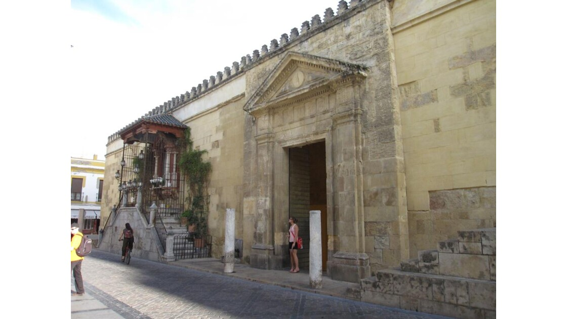 Mezquita façade