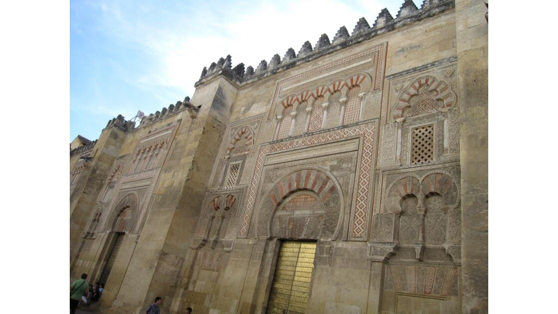 façade Mezquita
