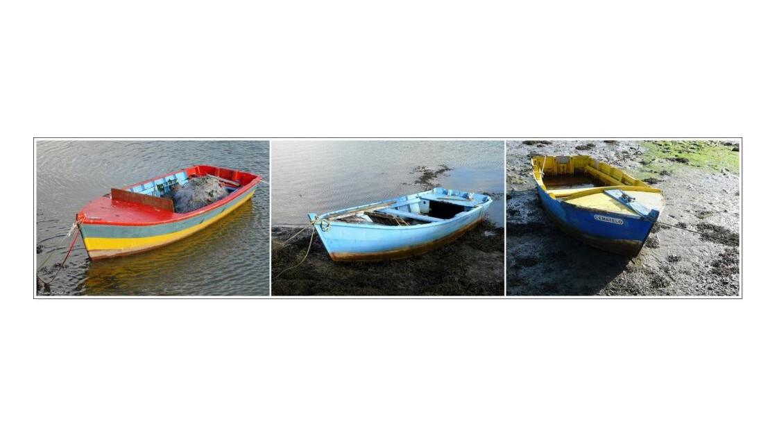 Triptyque des barques