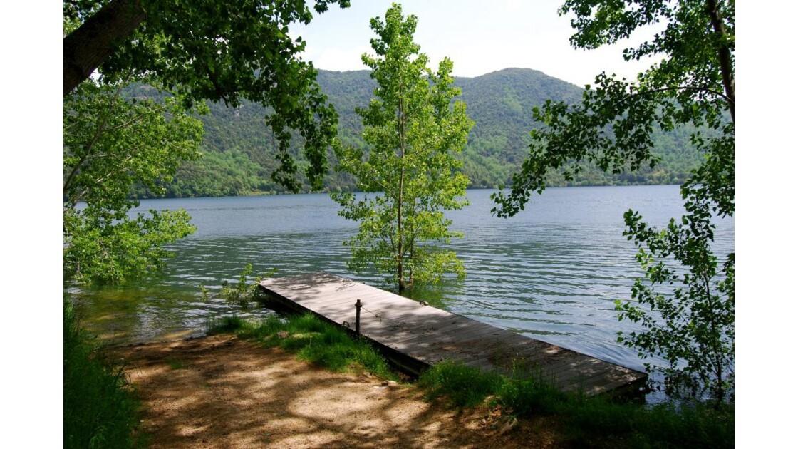 le lac de Tolla