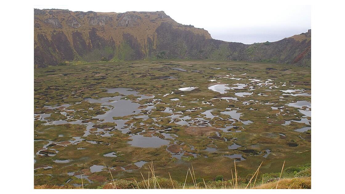 Cratère du Rano Kau