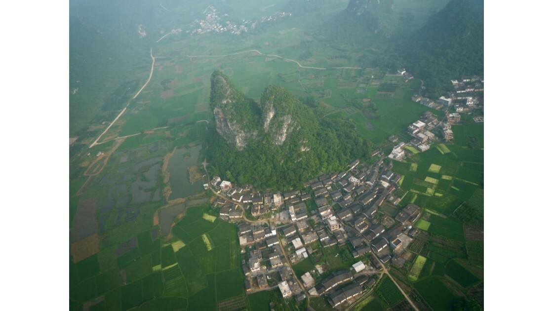 Pain de sucre - Yangshuo - Chine