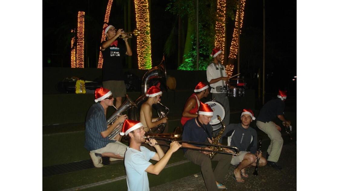 Fanfare de Noël à Saõ Paulo