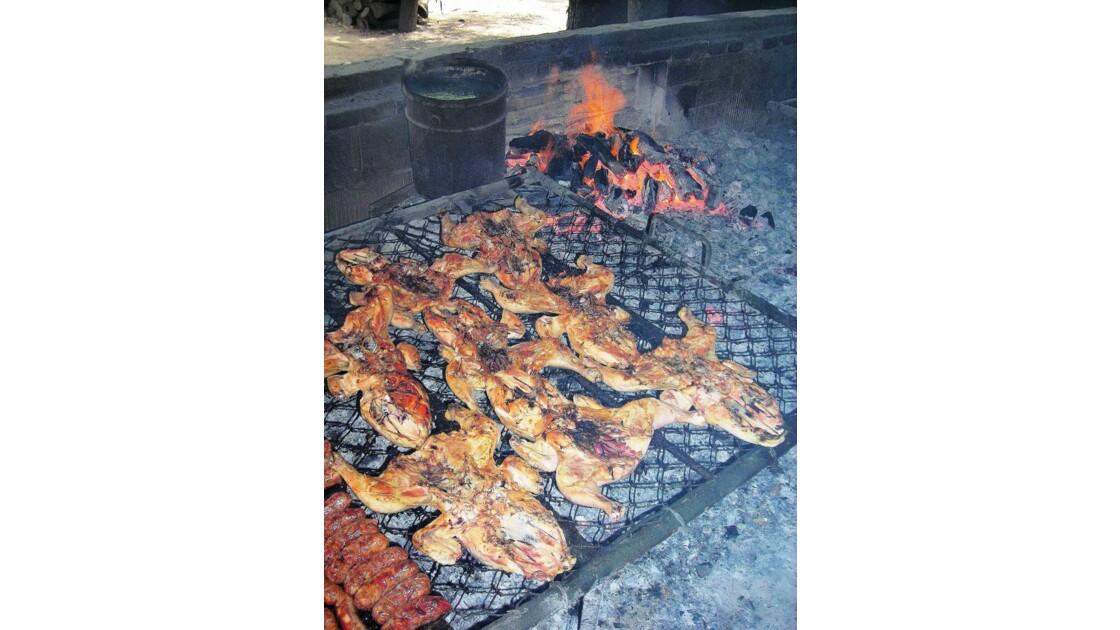 Barbecue argentin