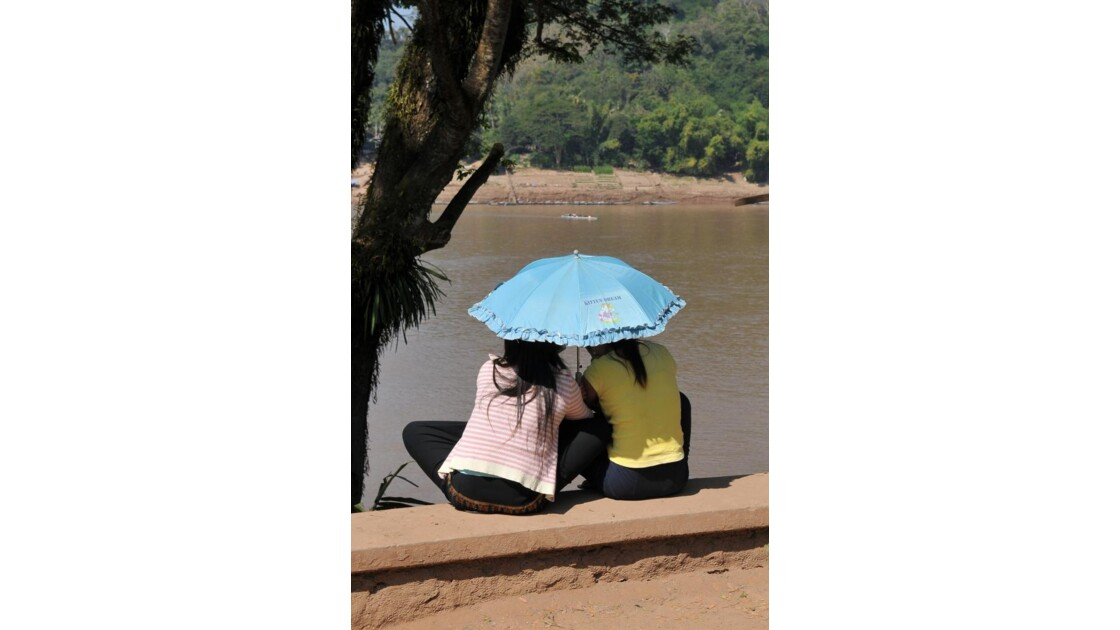 Luang Prabang, ombrelle