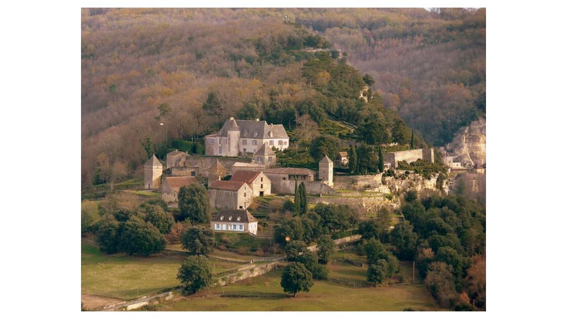 Château et jardins de Marqueyssac