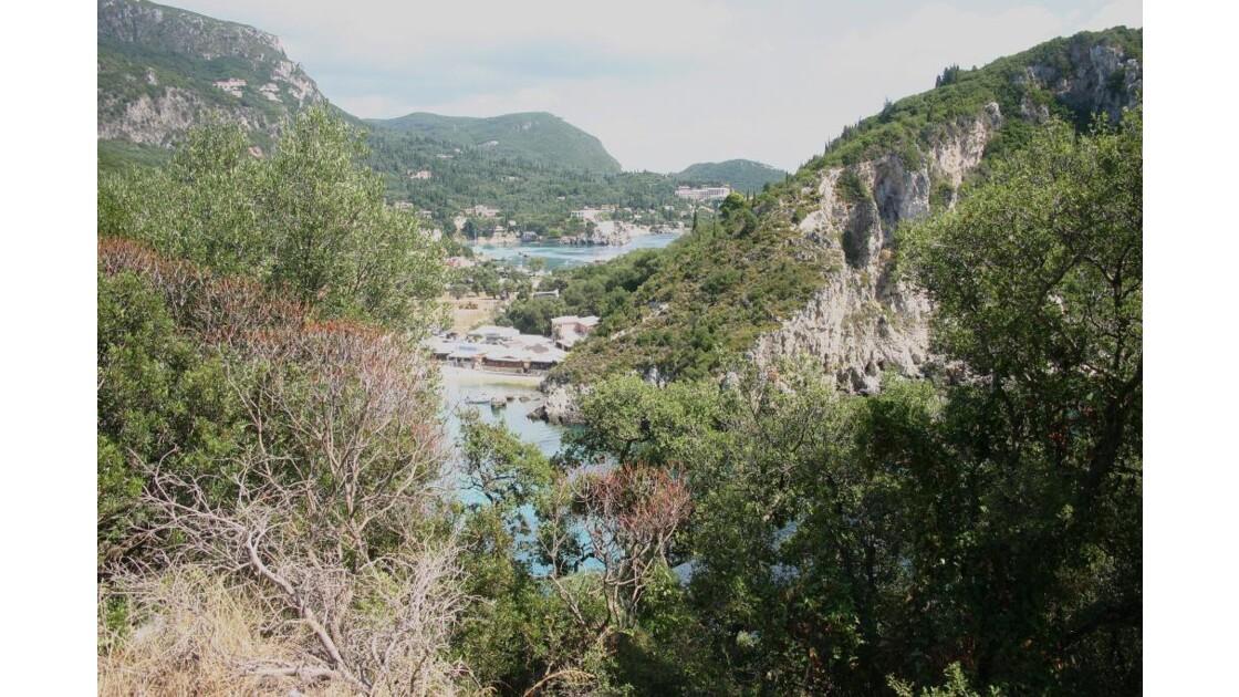 Vue depuis Theotoukos