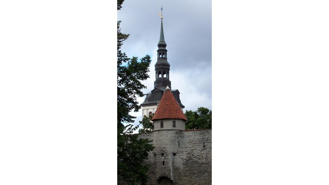 clocher de St Nicolas