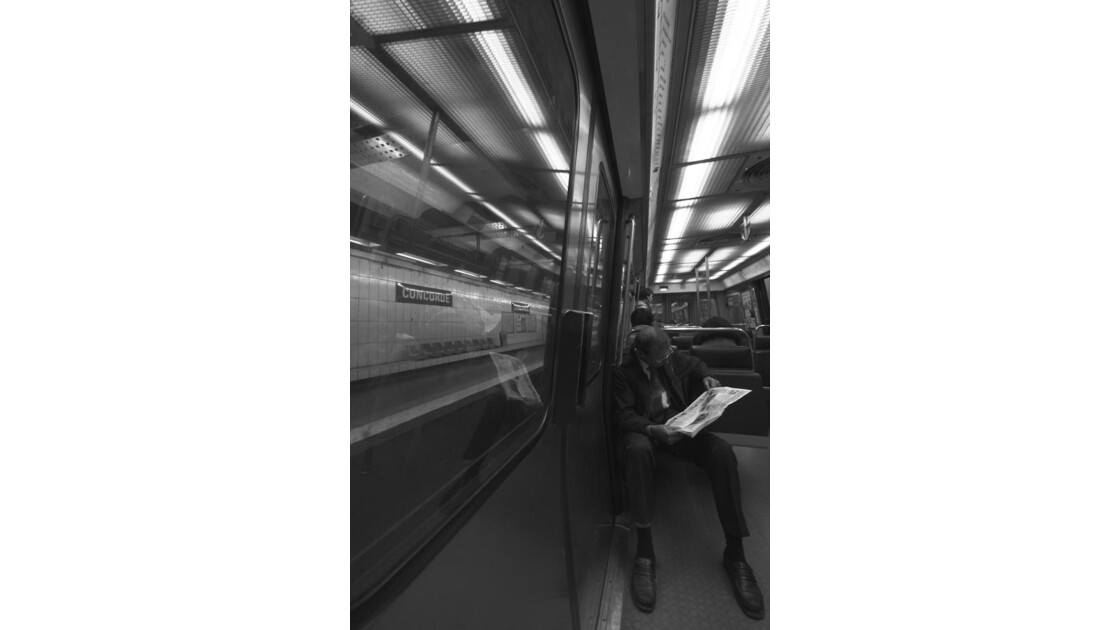 Paris en métro