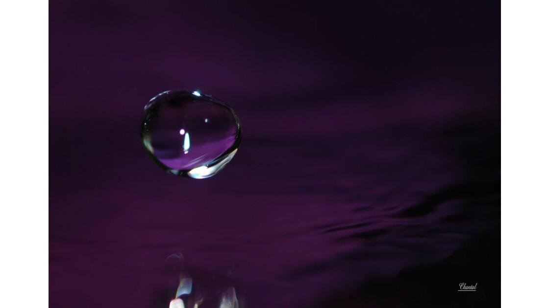 La bulle précieuse....