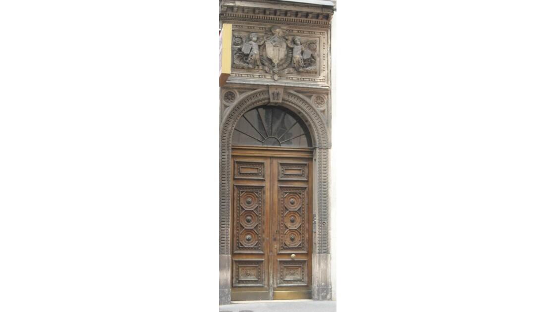 Porte ancienne, Lyon