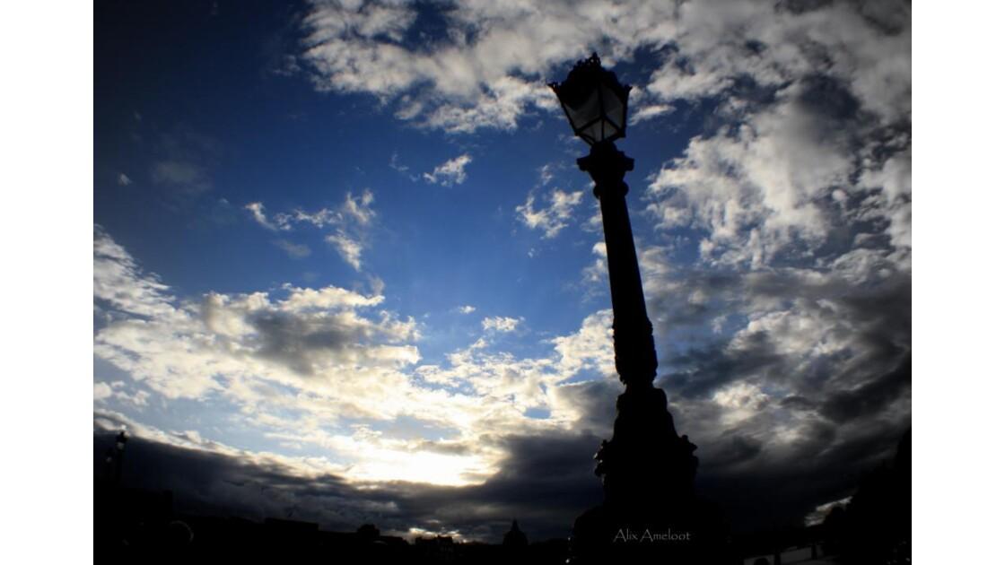 Ciel parisien