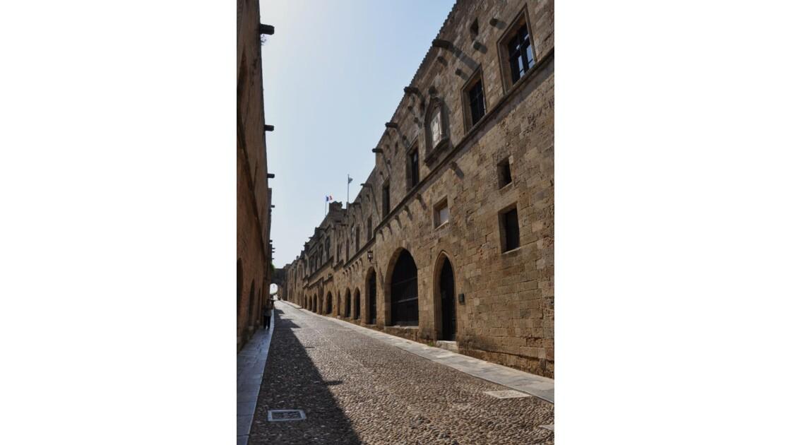 la rue des Chevaliers