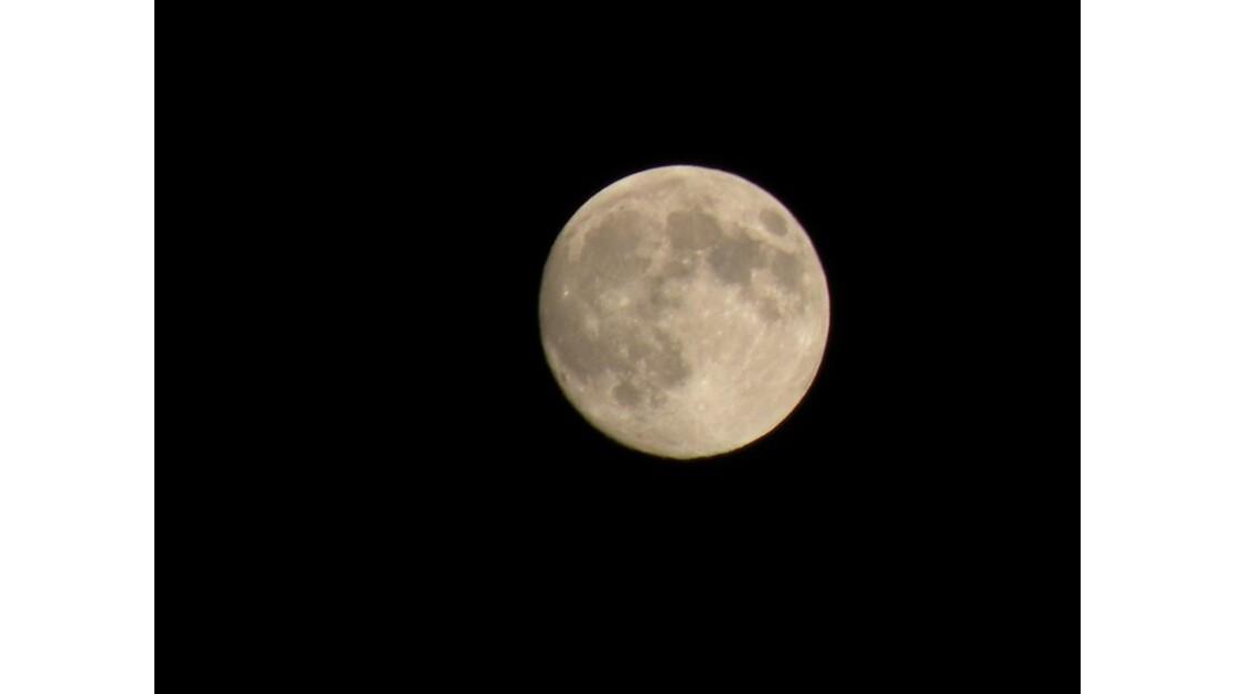 lune ce soir