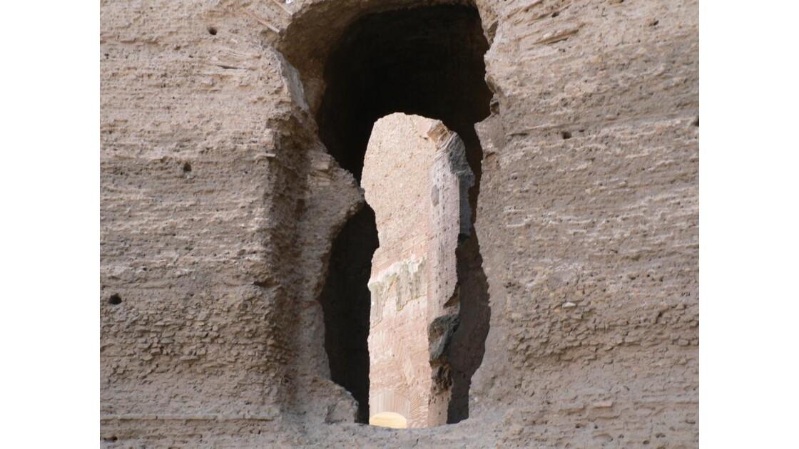 Les Thermes de Caracalla Rome