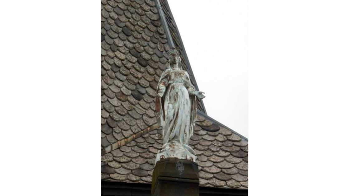 La Vierge de Laschamps