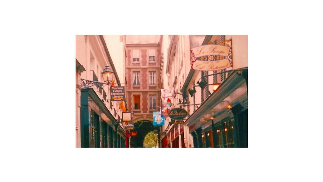 Paris, Rue