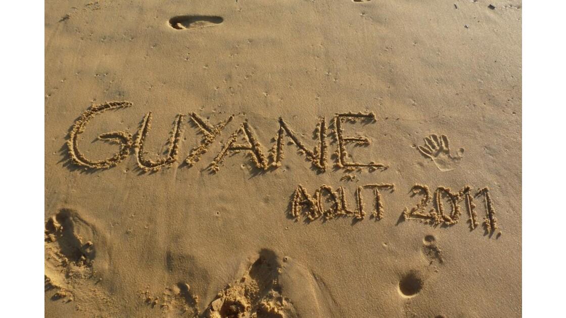 La Guyane
