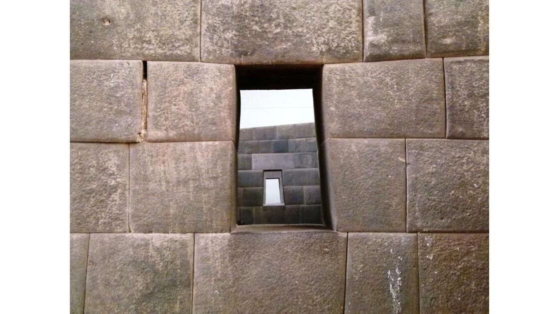 Cusco, temple du soleil des Incas