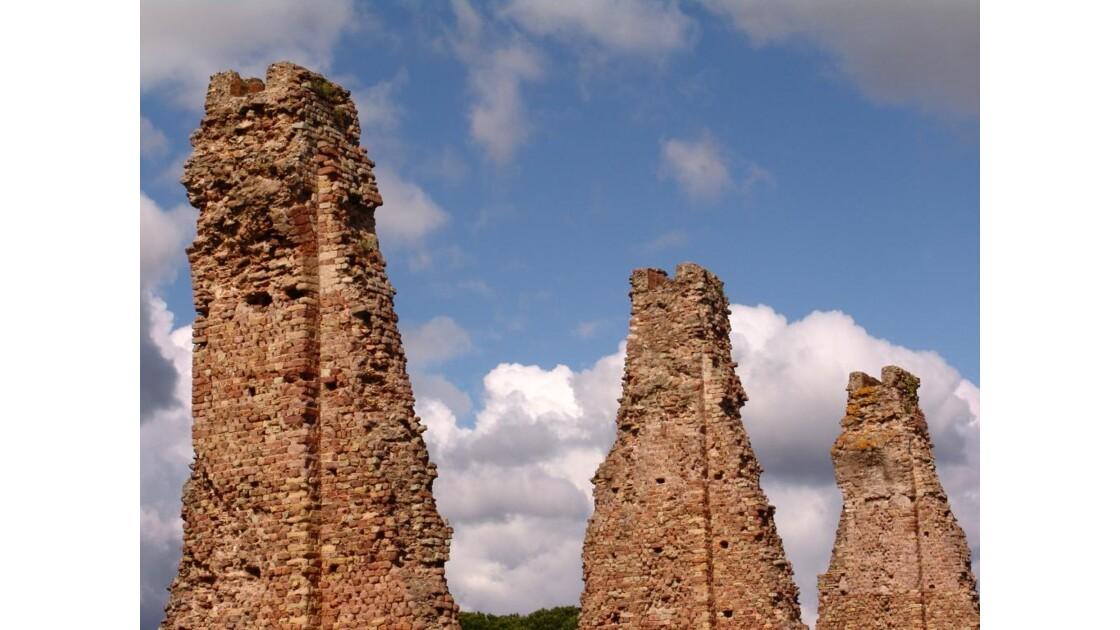 """""""Ruines Romaines"""" Fréjus .JPG"""