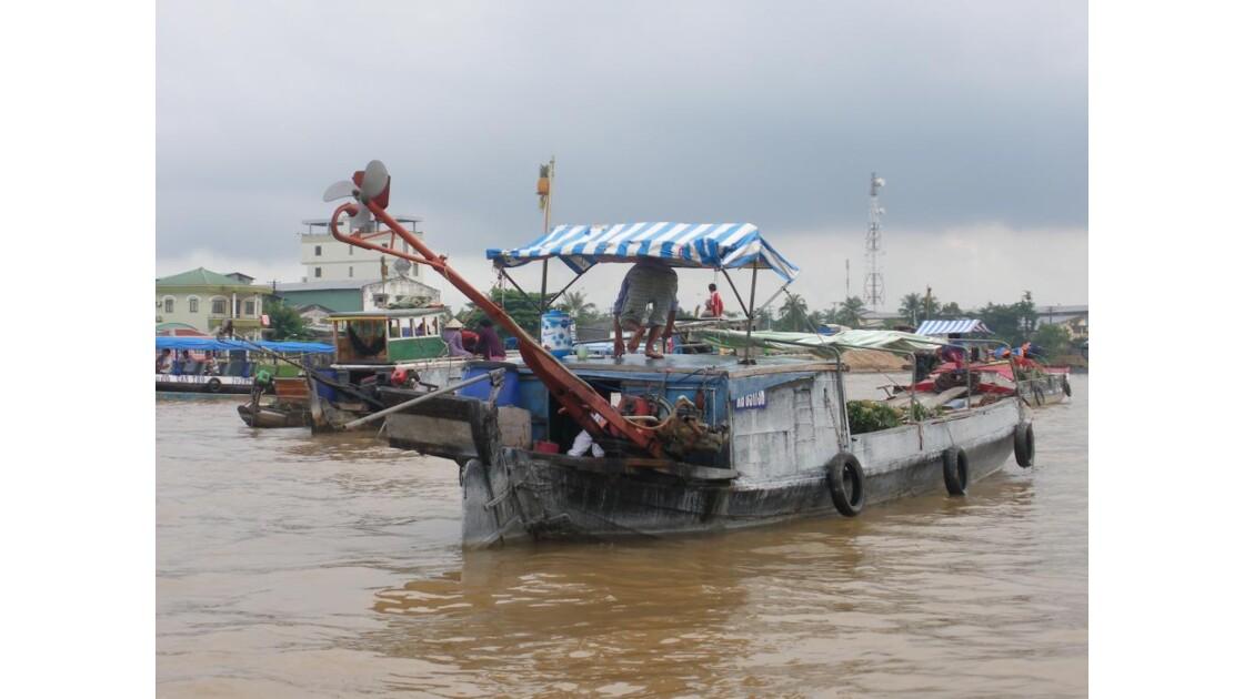 Can Tho - Marché de Cai Rang